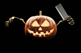 Halloween online bingo
