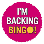 I'm Backing Bingo
