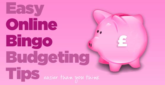 Bingo budget tips